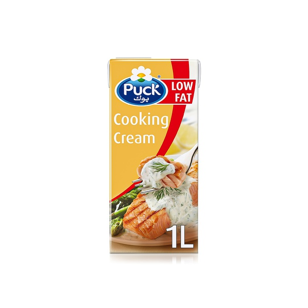 Puck cooking cream light 1ltr