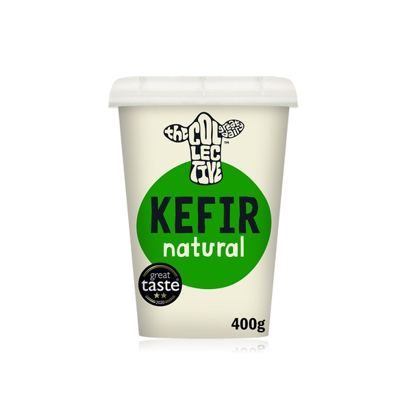 The Collective Dairy Kefir natural cultured yoghurt 400g
