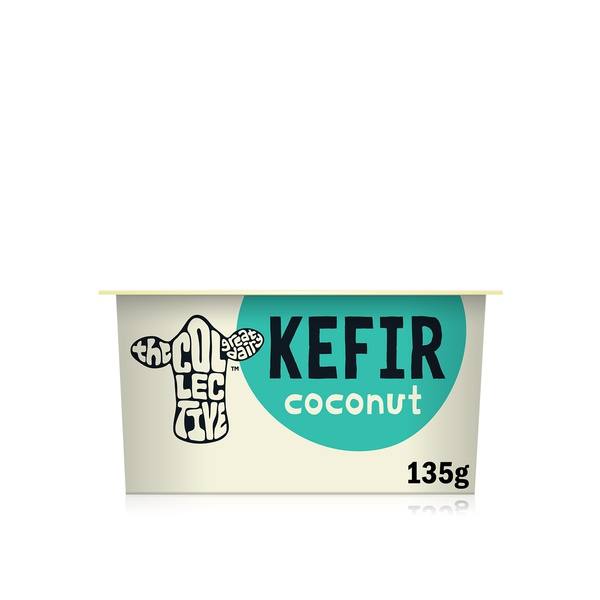 The Collective Dairy Kefir coconut cultured yoghurt 135g