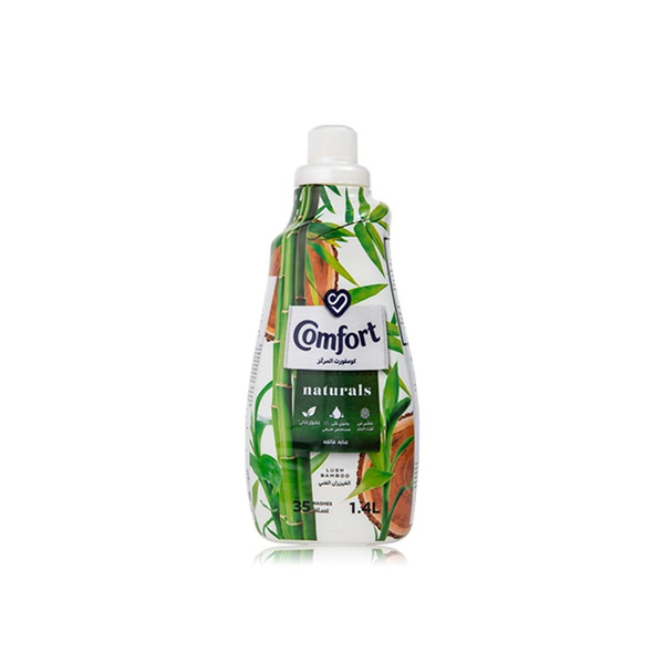 Comfort Naturals lush bamboo fabric conditioner 1.4ltr