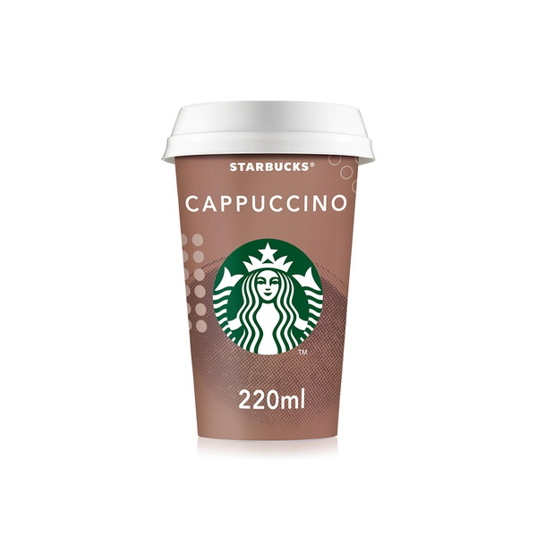 Starbucks chilled cappuccino cup 220ml