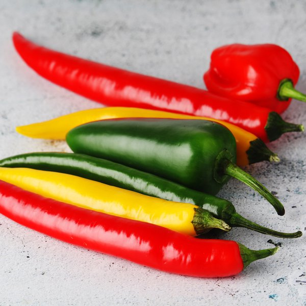 Know your chillies