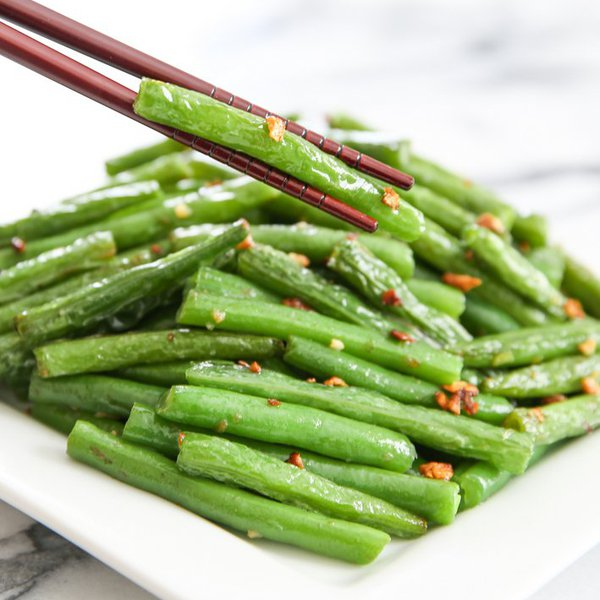 Chinese-style green beans