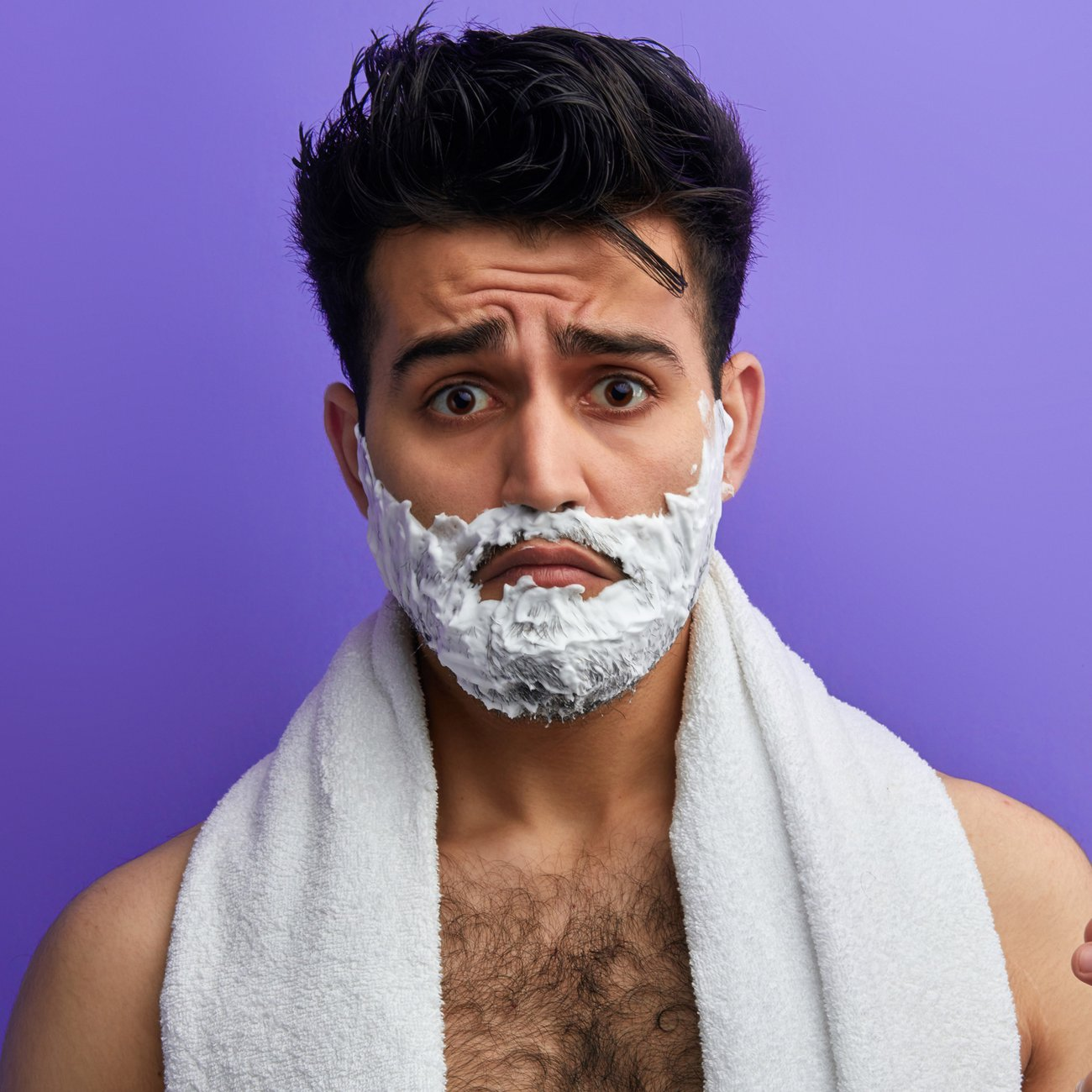 Shave the right way and avoid irritation and spots