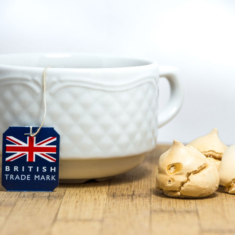 British food and drink icons