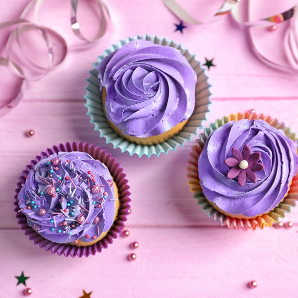 Master the art of cupcake piping